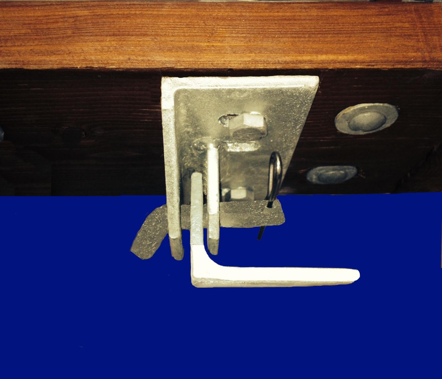 houstonmarinesystems com » >> Floating Dock Hardware