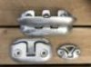 Aluminum Flip-Up Cleats