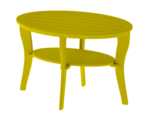 Side Table Oval