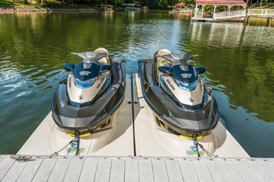HydroPort Extemes connected side-by-side